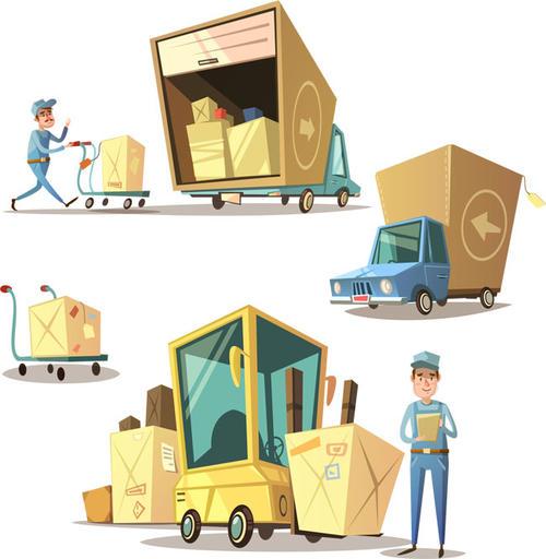 Bài 3: 物流运输  Vận tải hàng hóa